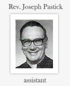Rev. Joseph Pastick