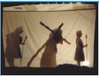Stations of the Cross-Teen Ministry