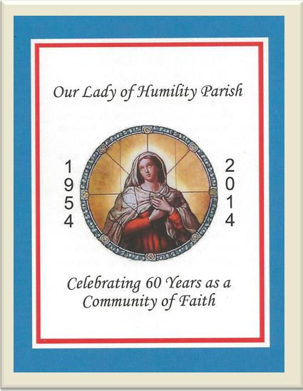 60th Prayer Card