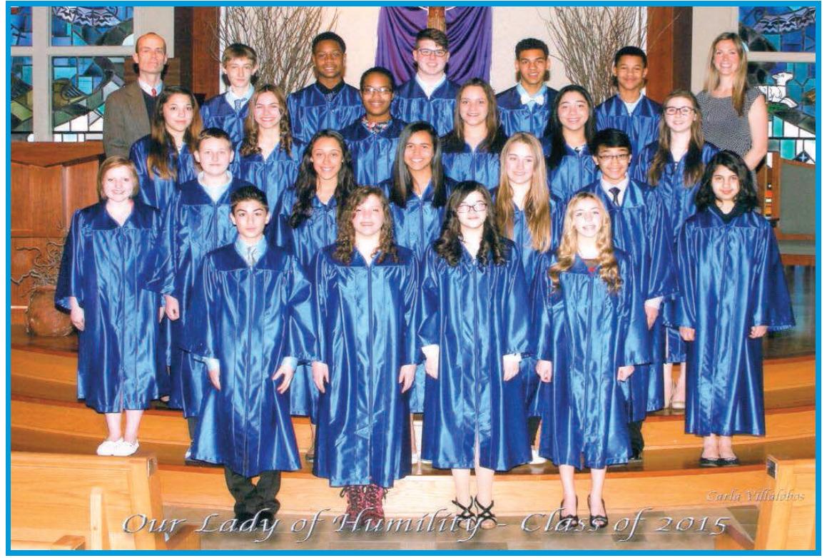Grad Class 2015