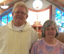 Deacon Greg & Karen Krame